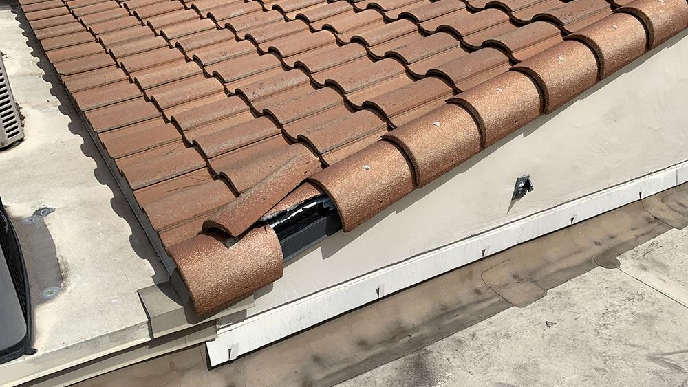 studio city apartment complex roof repair