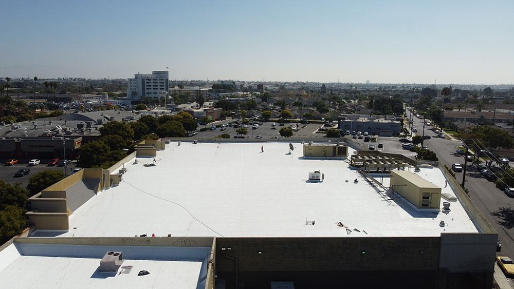 pvc membrane roofing systems in redondo beach, ca