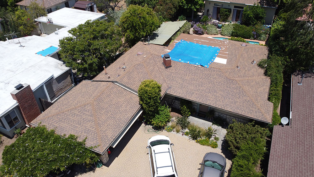 residential roof replacement in altadena, ca
